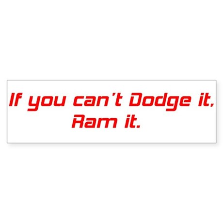 Dodge Ram Sticker