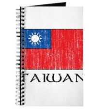 Taiwan Flag Journal