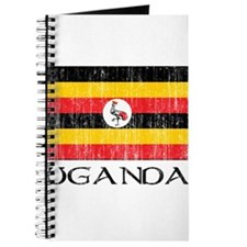 Ugandan Flag Journal