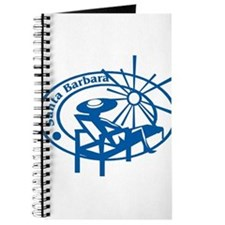Santa Barbara Passport Stamp Journal