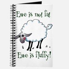 Ewe is not Fat Journal