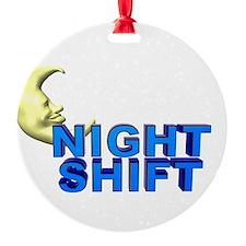 Night Shift Ornament