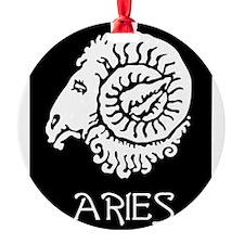 Aries Ornament