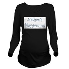 nathans.png Long Sleeve Maternity T-Shirt
