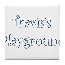 traviss.png Tile Coaster