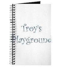 Troy's Playground Journal