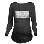 zachs.png Long Sleeve Maternity T-Shirt
