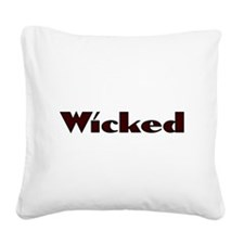 Cute Romance and sexuality Square Canvas Pillow