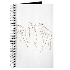 Cute Nude artwork Journal