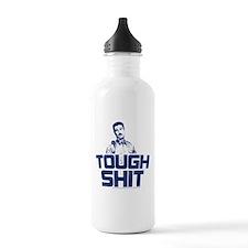 "OITNB ""Pornstache"" Men Sports Water Bottle"