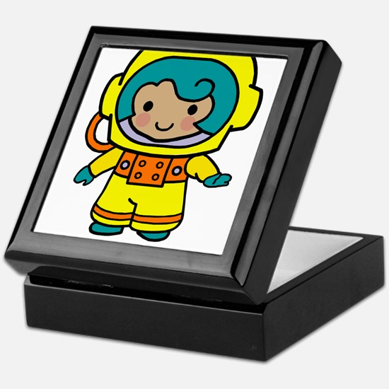 Future Astonaut - Girl Keepsake Box