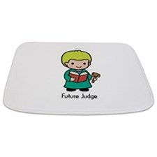 Future Judge - boy Bathmat