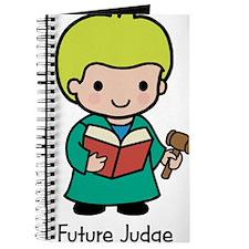 Future Judge - boy Journal