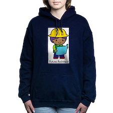 Future Architect boy Women's Hooded Sweatshirt