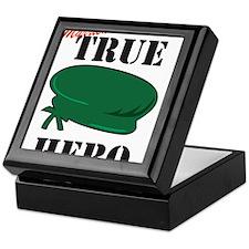 Married to a Green Beret Hero Keepsake Box
