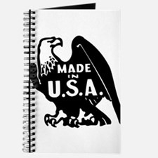 Made in USA Patriotic Journal