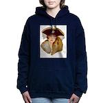 Glamour Girl - Beatrice Women's Hooded Sweatshirt