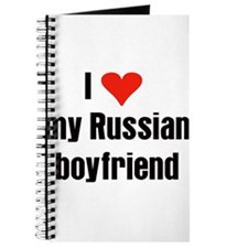 I love my Russian boyfriend Journal