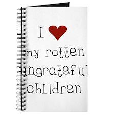 Ungrateful Children Journal