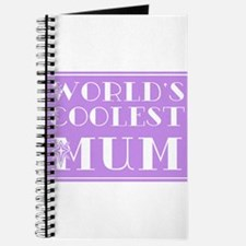 Worlds Coolest Mum Journal