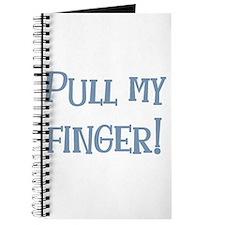 Pull My Finger Journal