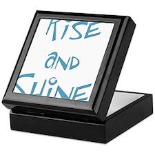 Rise and Shine! Keepsake Box