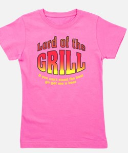 Lord of the Grill Girl's Tee