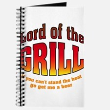 Lord of the Grill Journal