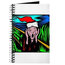 The Christmas Scream Journal