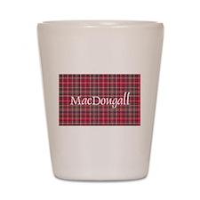 Tartan - MacDougall Shot Glass