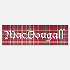 Tartan - MacDougall Bumper Bumper Sticker