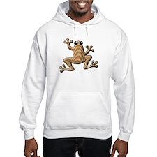 Wood Grain Hoodie Sweatshirt
