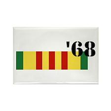 Vietnam 68 Magnets