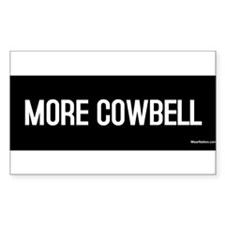 morecowbell Decal