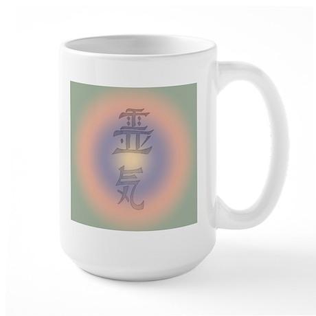 Reiki GentleGlo Large Mug