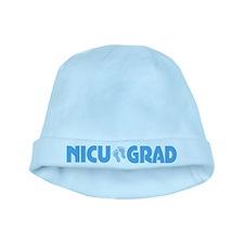 NICU Grad baby boy baby hat