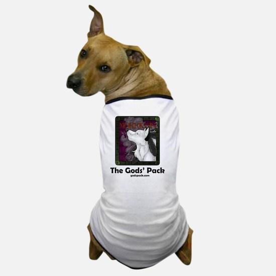 Morrigan Art Nouveau Dog T-Shirt