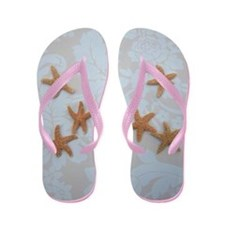 Sandy Sugar Flip Flops Pink