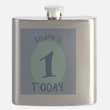 Jayden is one! Flask