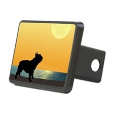 French Bulldog Surfside Sunset Hitch Cover