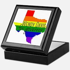 Wendy Davis Rainbow Keepsake Box