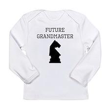Future Grandmaster Long Sleeve T-Shirt