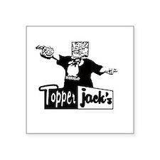 Topper Jacker Sticker