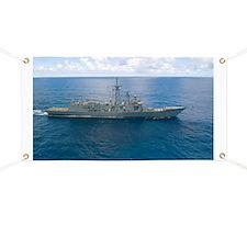 USS Rodney M. Davis FFG-60 Banner
