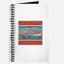 Long Ago, Far Away Genealogy Journal