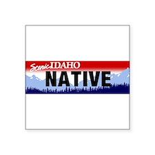 Idaho Native Sticker
