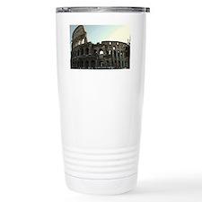 Roman Colosseum Travel Mug