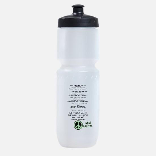 Funny Suny Sports Bottle