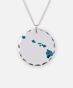Hawaii Home Necklace