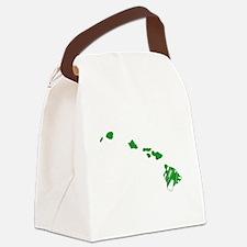 Hawaii Home Canvas Lunch Bag